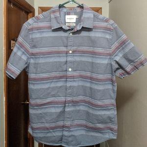 Goodfellow & Co Short-sleeve Button-up
